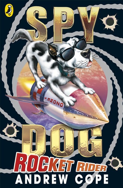 Spy Dog - Rocket Rider