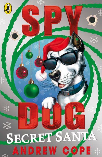 Spy Dog - Secret Santa