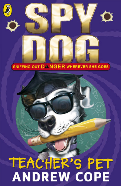 Spy Dog - Teachers pet