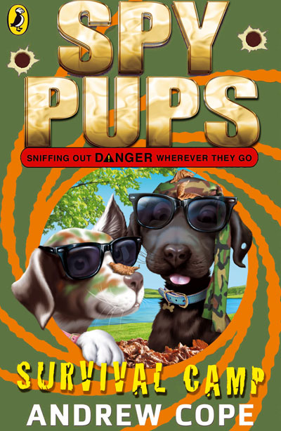 Spy Pups - Survival camp