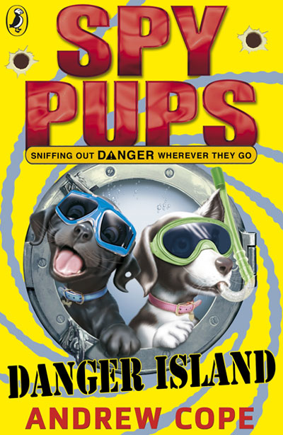Spy Pups Danger island