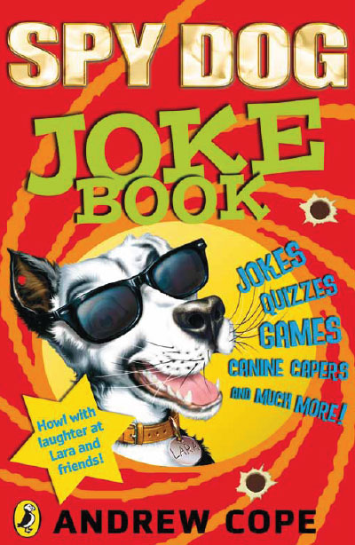 SpyDog Joke Book