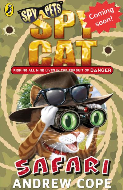 Spy Cat Safari